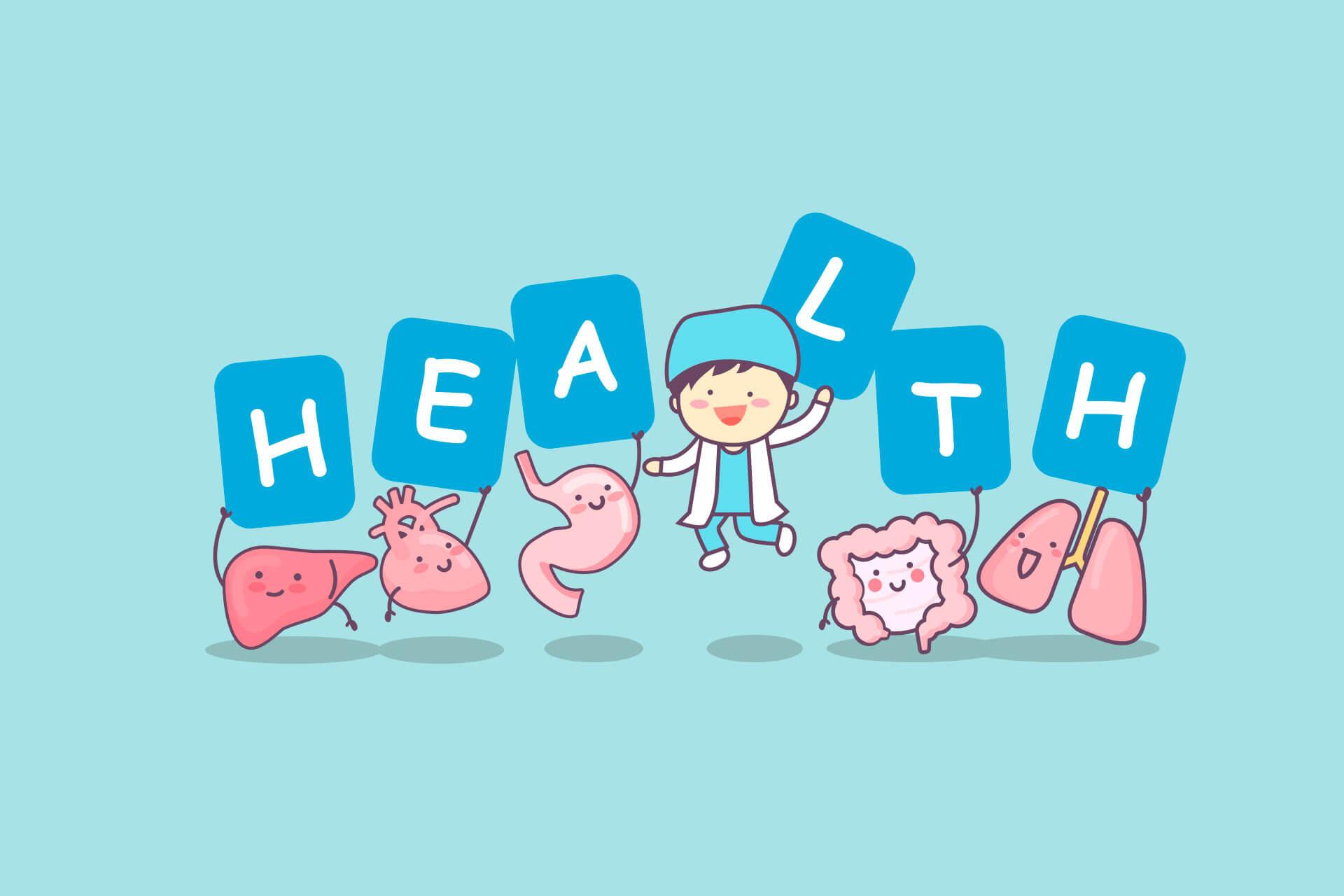 Bí kíp giúp tăng cường sức khỏe tiêu hóa trong mùa hè