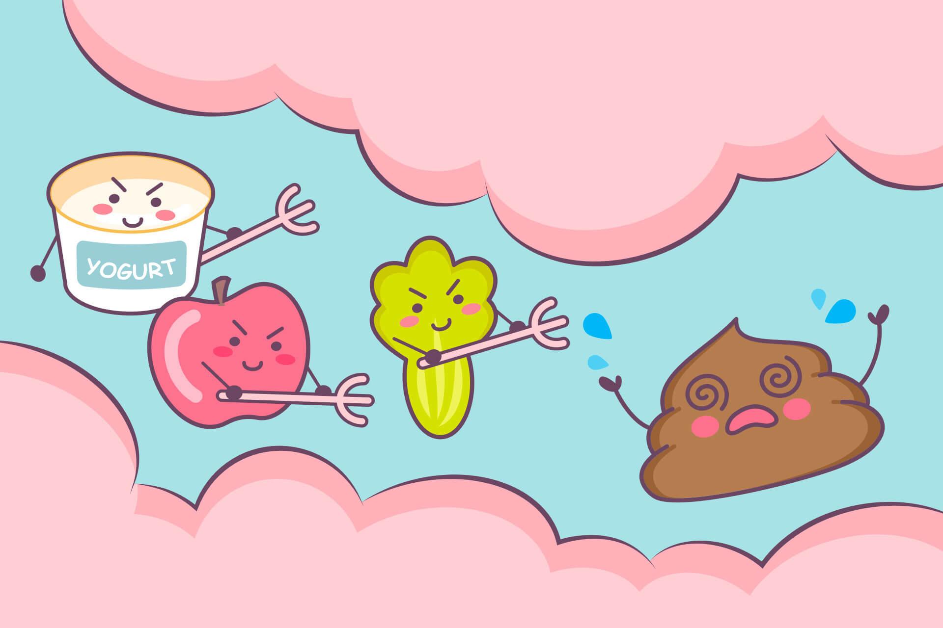 Ăn gì tốt cho hệ tiêu hóa?